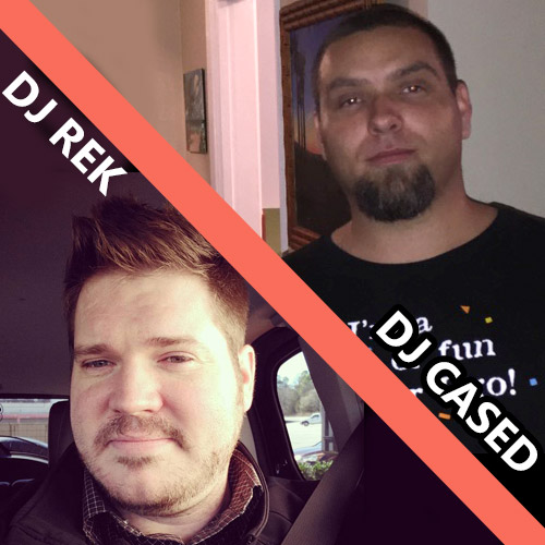 DJ Rek & DJ Cased