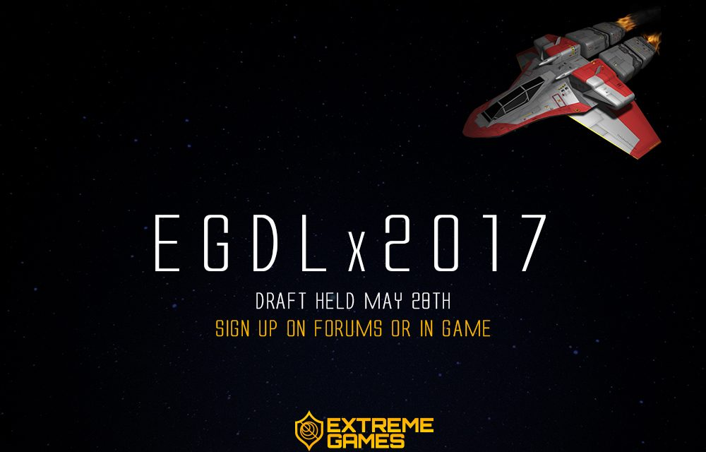 Sign Up for EGDLx 2017 before May 28th!