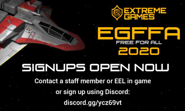 EGFFA 2020 Schedule posted!